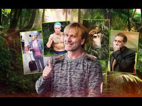 Brinkmanns Vorgänger: Diese Ex-Fußballer rockten das Dschungelcamp | SPORT1