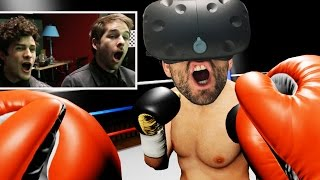 WHY'D YOU PUNCH ME???!!! WITH SMOSH