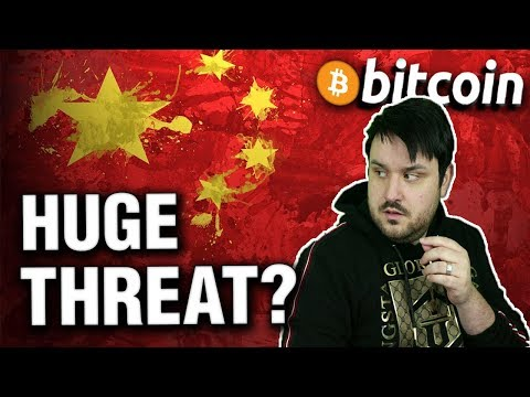Is China A Serious Threat To Bitcoin?