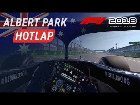 ALBERT PARK HOTLAP | Track Review F1 2019