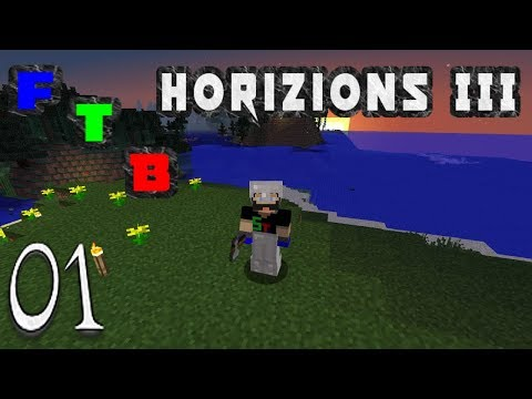 Minecraft Feed The Beast Horizons 3 - New FTB Pack (1)