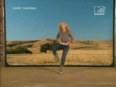 MTV Becoming Madonna - Don't Tell Me by Jennifer