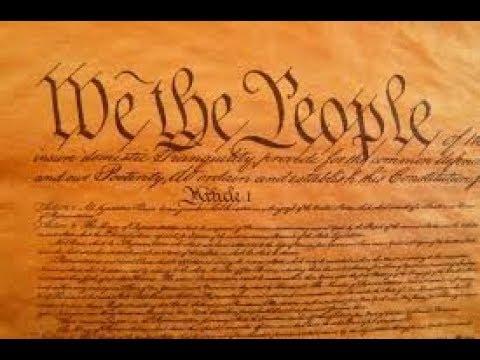 THE UNITED STATES CONSTITUTION!