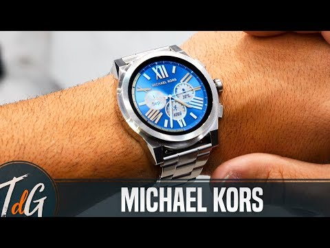 Smartwatches de Michael Kors con Android Wear #IFA17