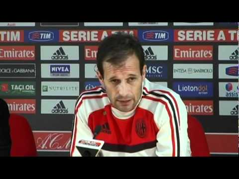 Allegri: 'A completely different game'