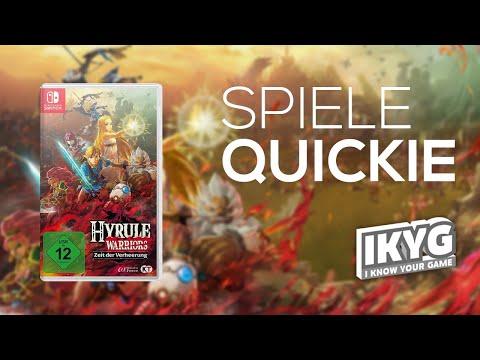 Hyrule Warriors: Zeit der Verheerung - Spiele-Quickie