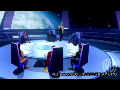 Dc Universe Justice League: Crisis on Two Earths Lex Clip