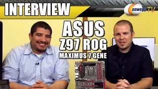 ASUS Z97 ROG Gene Motherboard Interview - Newegg TV