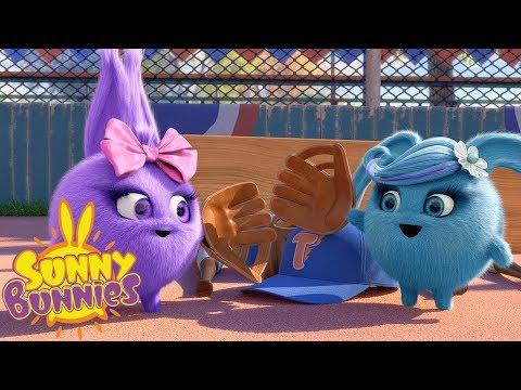 Cartoons For Children | SUNNY BUNNIES - BASEBALL | Funny Cartoons For Children