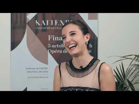 Concours Kattenburg / Finaliste interview : Laurène Paternò