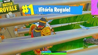 FORTNITE | KILLING THE LAST IN THE TRAP & NEW SKIN IS VERY EPICA!