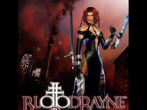 BloodRayne 2 - Xbox Walkthrough Part 2 The Meatpacking District