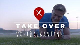 Take-over voetbalkantine NSVV!
