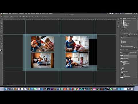 Видеоурок по верстке фотокниги