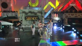 SHINee - Juliette, 샤이니 - 줄리엣, Music Core 20090711