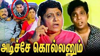 அரசியல் Back Ground இருக்கிற திமிரு   Jayalalitha's Friend Geetha Interview   Pollachi Issue
