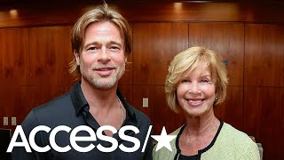 Janice Hahn, The Politician Who Hilariously Interrupted Brad Pitt, Says He Left Her 'Starstruck'