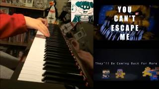 "FNAF 4 SONG -  ""YOU CAN"