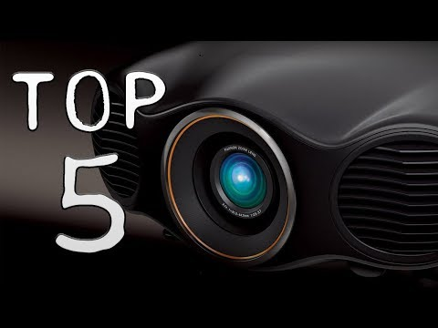 Top 5 Best Cheapest Chinese Home Theater Projectors You Can Buy In 2018