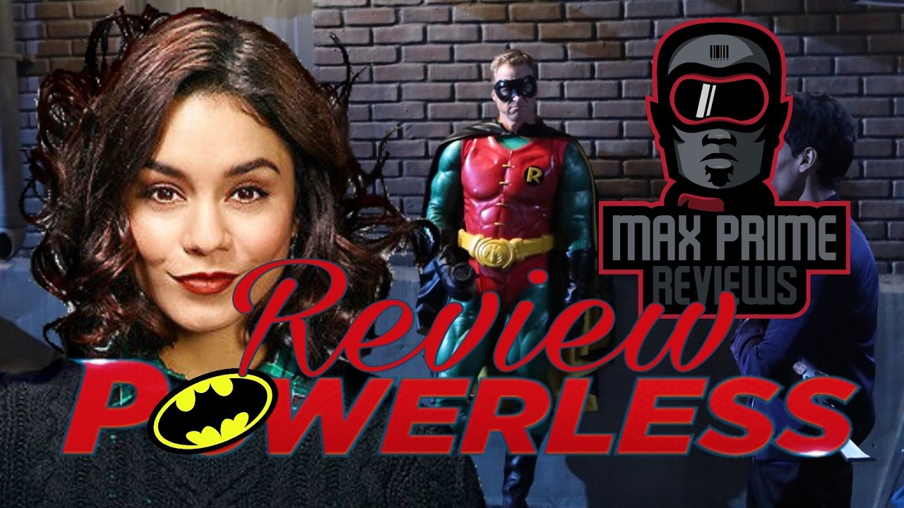 Download Powerless Season 1 Episode 4 Review! Holy Batman Robin!