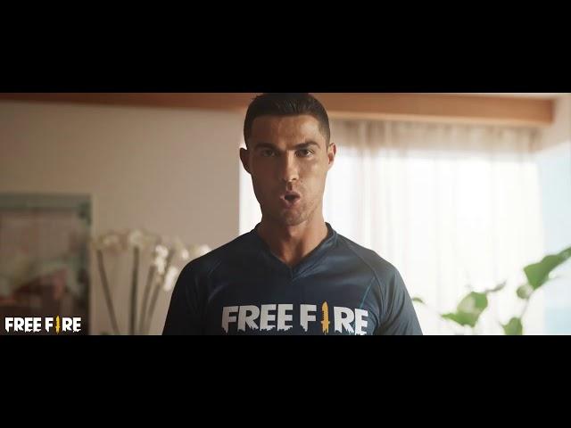 Free Fire Ff X Cristiano Ronaldo Resmi Akan Rilis Ini Tanggalnya Spin