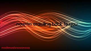 Daughtry-Crawling Back To You(with Lyrics) [HQ]
