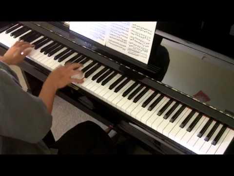 Alkan Op.76 No.3 Perpetual Motion Etude Movement Perpetual Hands Reunited 阿尔坎 練習曲
