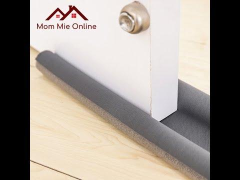 Miếng chặn khe cửa chống côn trùng, bụi bẩn, tránh kẹt chân bé dài 90cm - J175