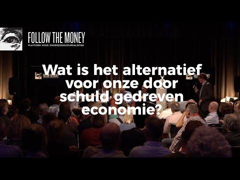 Gepeperd Gesprek over een betere economie