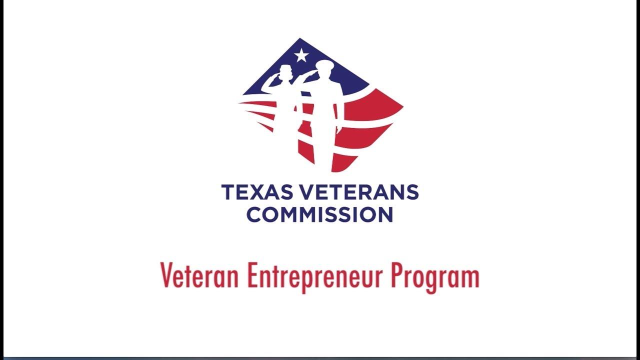 Entrepreneurs - Texas Veterans Commission