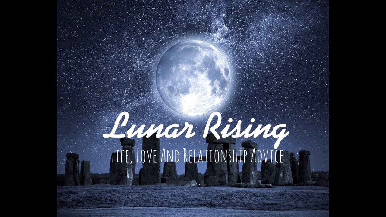 Lunar Rising : Pluto through the Houses
