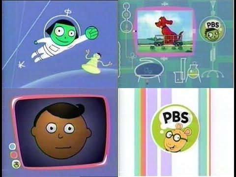 pbs kids program break 2001 wnpt youtube