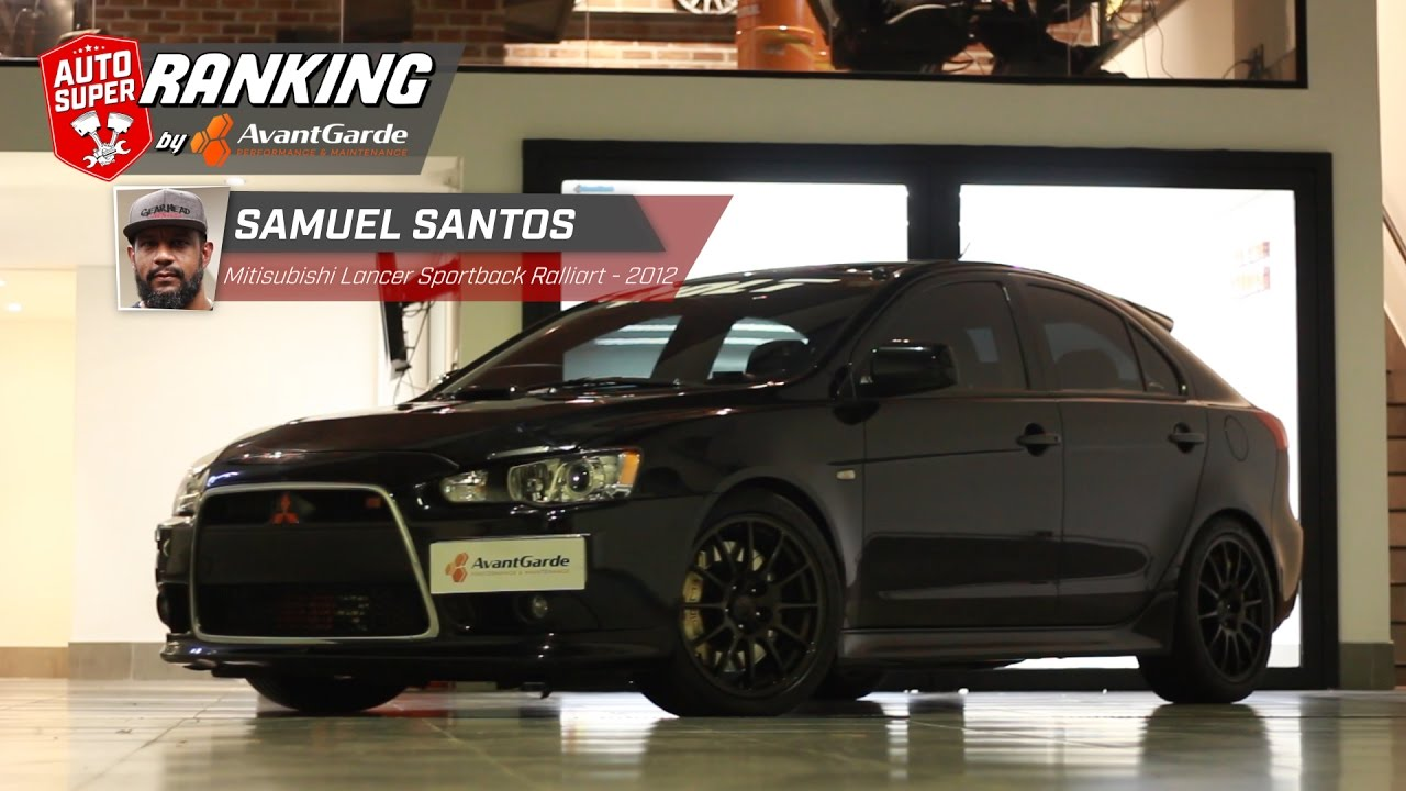 MITSUBISHI LANCER SPORTBACK RALLIART  RANKING AUTO SUPER 2nd