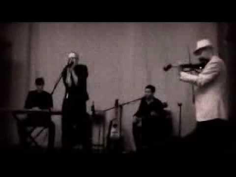 Bela Lugosi's Dead - David J (Bauhaus) and (r) live@San Pietro In Vincoli, Torino
