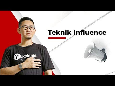 Teknik Influence - Jaya Setiabudi