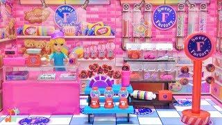 ミニチュア キャンディーショップ / Miniature Candy Store Playset