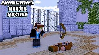 Minecraft Murder Mystery - Detektyw Strollowany! xD | Vertez & Cyfer