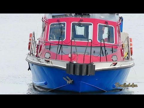 oceanographic vessel TRIO DIRB2 MMSI 211539270 Emden Sea Terra
