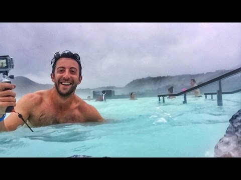 The Blue Lagoon - THIS PLACE IS UNREAL!!    WOW Air    Reykjavik, Iceland