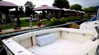1989 Tiara 33 Sport Fishermans Flybridge For Sale by Great Lakes Boats & Brokerage