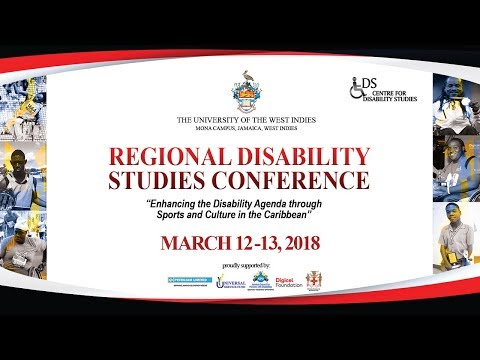 3rd Biennial Conference on Disabilities: Day 2 - Opening, Sessions 8&9