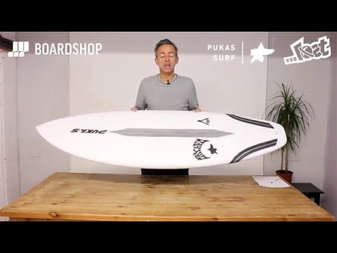Pukas The Link Surfboard Review