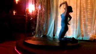 Soul Fire Bay Does Contortion to