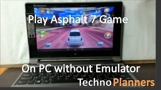 Download Asphalt 7 Heat for PC (Windows 7/8/XP) and MAC