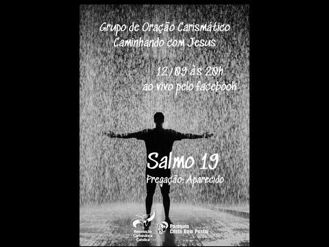 Grupo de Oração Caminhando com Jesus 12.09.2021