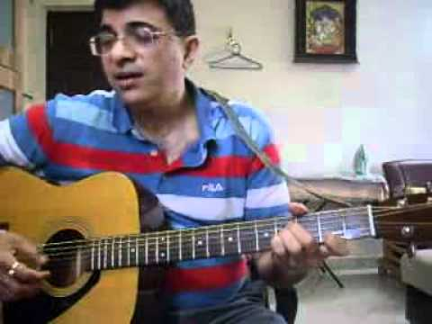 Kaadal Rojave tamil song Rooja Jaaneman hindi song guitar chord lesson by Suresh