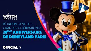 Disneyland Paris Watch Parties - 28ème anniversair...