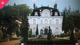 Villa Eclectique | The Sims 4: Speed Build
