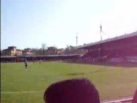 Crawley Town v Stevenage
