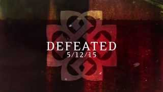 "Breaking Benjamin - ""Defeated"" Teaser"
